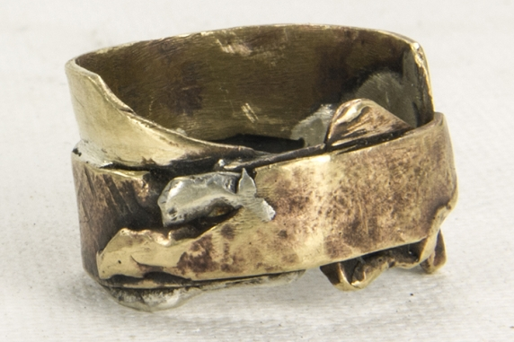 mens sterling ring