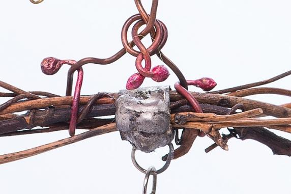 organic pendant necklace