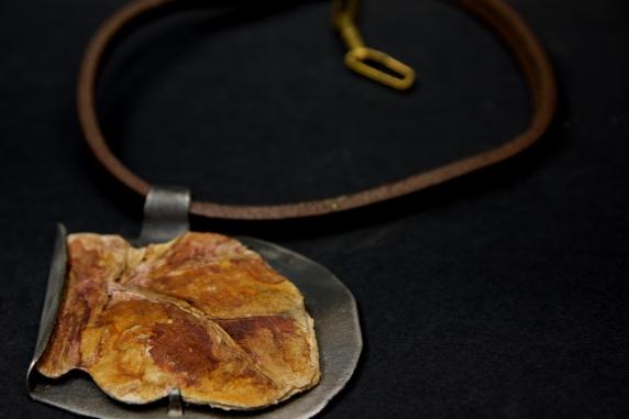 boho bohemian necklace