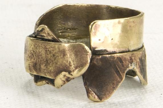 bohemian rings for men