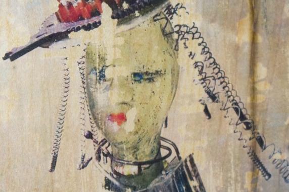 steampunk visual art