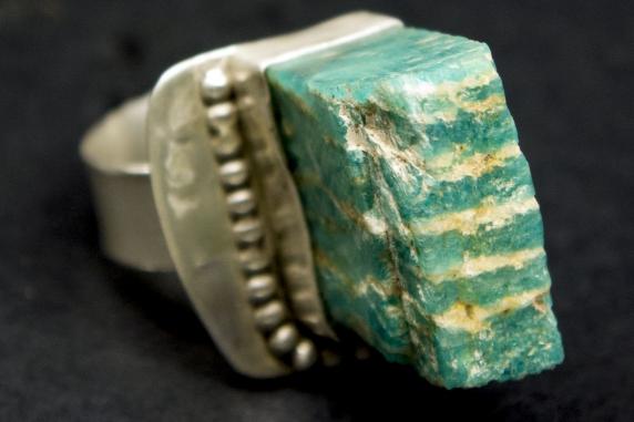 nature inspired organic ring