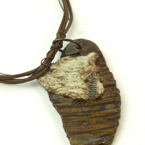 nature inspired necklace